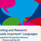 "Teaching and Research in ""Strategically Important"" Languages"